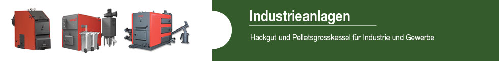 Banner-Industrieanlagen